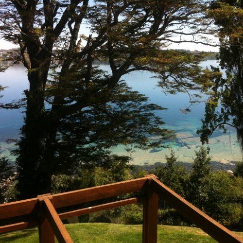 Cabañas Altue Puerto Varas - Vista al lago llanquihue